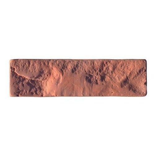 Cegła dekoracyjna Durango z fugą czerwona 0,46 m2, K-DUR-CZER-046-G