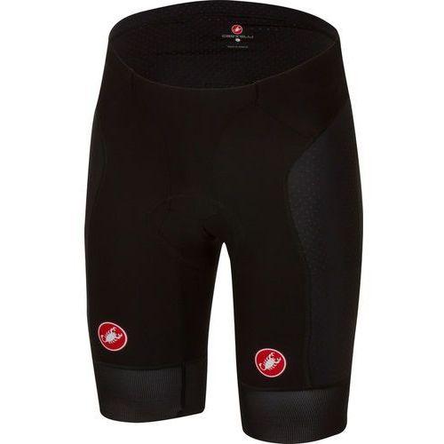 Castelli free aero race spodnie rowerowe mężczyźni czarny l 2018 spodnie szosowe (8055688100094)