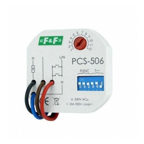 F&f Przekaźnik czasowy pcs-506 wielofunkcyjny do puszki p/t Ø60 5380