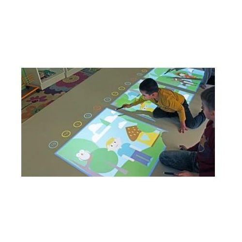 Mata do podłogi interaktywnej smartfloor (3,5 x 2,6 m) marki Myboard