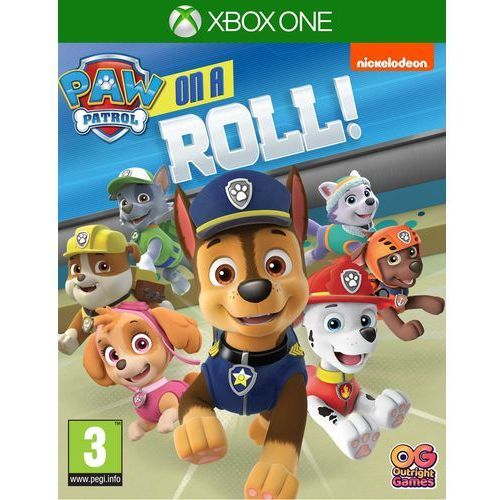 Paw Patrol On A Roll (Xbox One)