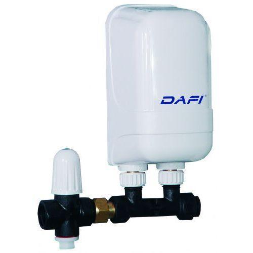 Elektryczny Momentalny Przepływowy Ogrzewacz Wody DAFI - wersja z przyłączem - 11 kW 400 V (5900950921118)
