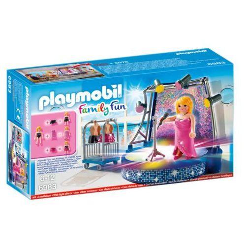 Playmobil FAMILY FUN Dyskoteka z występem 6983