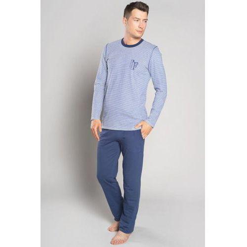kristo dł.r. dł.sp. piżama męska marki Italian fashion
