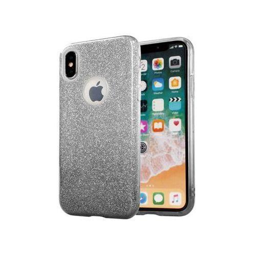Back case bling -samsung a5 2017 a520 czarny marki Toptel
