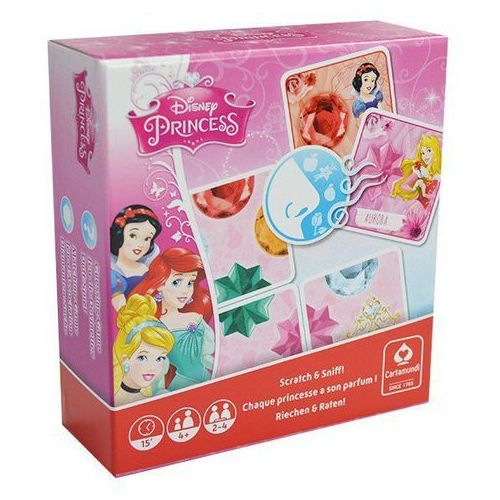 Disney princess game box pachnące marki Cartamundi