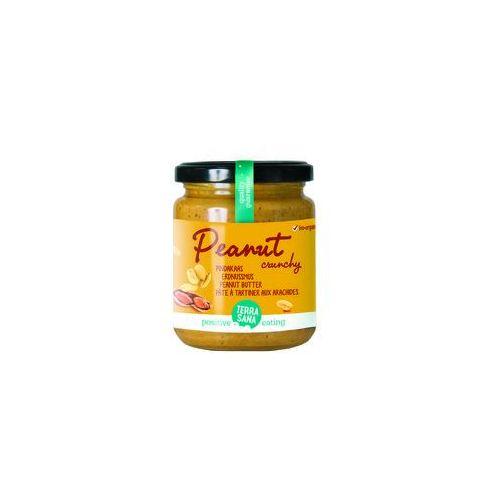 Krem orzechowy z kawałkami orzechów 250 g - terrasana, marki Terrasana (ml. kokos, masła orz., syr. klon. inne)