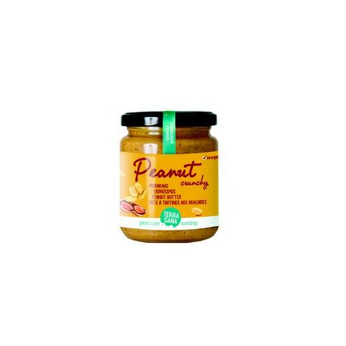 Krem orzechowy z kawałkami orzechów 250 g - terrasana marki Terrasana (ml. kokos, masła orz., syr. klon. inne)