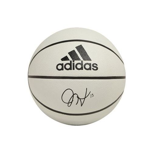 adidas Performance HARDEN SIGNATURE Piłka do koszykówki stone/black (4058027285579)