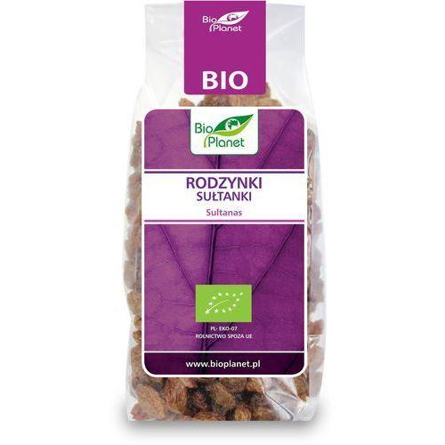 : rodzynki sułtanki bio - 1 kg marki Bio planet