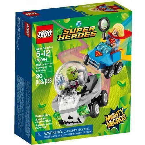 76094 Supergirl Vs Brainiac Mighty Micros Supergirl Vs