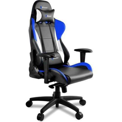 Arozzi Fotel verona pro v2 czarno-niebieski (verona-pro-v2-bl)