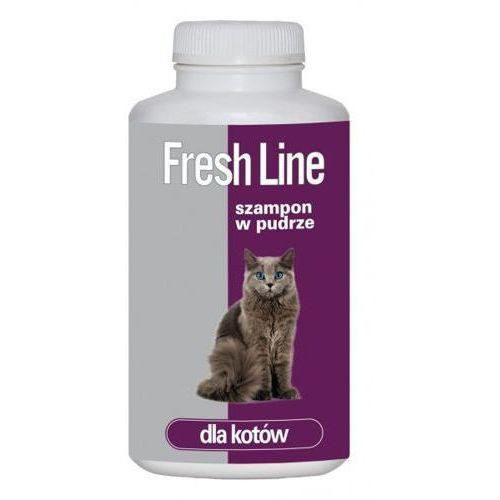 Fresh Line Szampon w pudrze dla psów - 250ml - Dla kotów