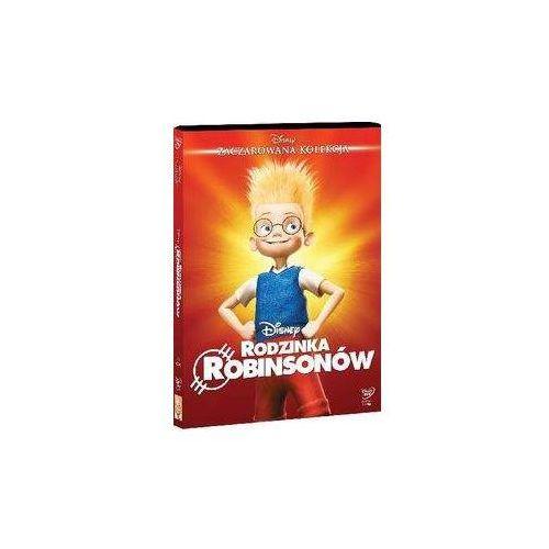 RODZINKA ROBINSONÓW (DVD) DISNEY ZACZAROWANA KOLEKCJA (7321916503991)