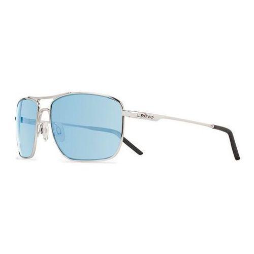 Okulary słoneczne re3089 groundspeed crystal polarized 04 gbl marki Revo