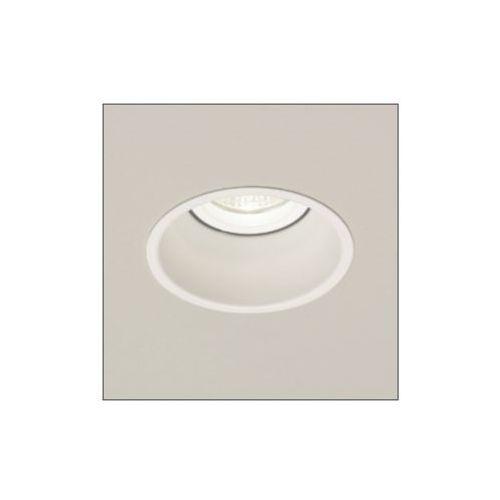 Oczko LAMPA sufitowa MINIMA 230V 5643 Astro okrągła OPRAWA podtynkowa WPUST metalowy do zabudowy biały, kolor Biały