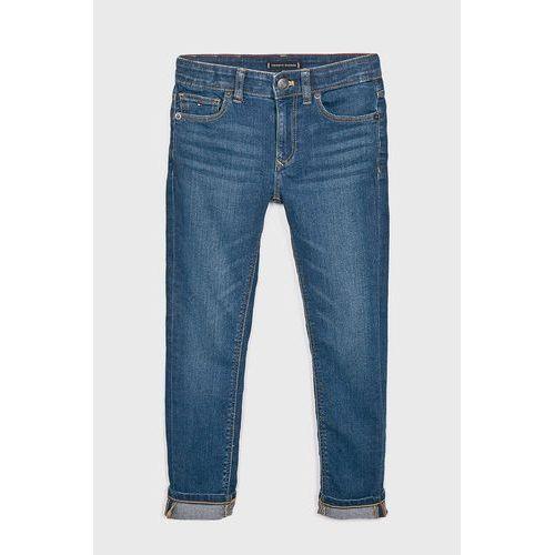 Tommy hilfiger - jeansy dziecięce 110-176 simon