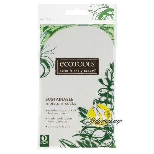 Ecotools - SUSTAINABLE moisture socks - Bambusowe skarpetki pielęgnacyjne - 7416 ()