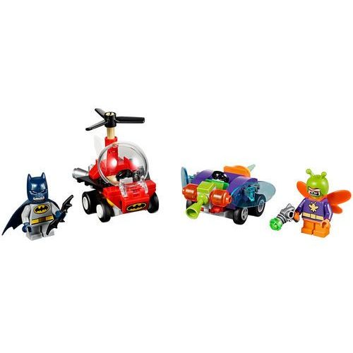 Lego SUPER HEROES Dc comics, batman kontra killer moth 76069