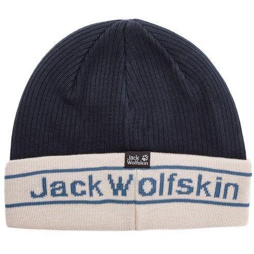 Czapka JACK WOLFSKIN - Pride Knit Cap 1907261 Night Blue