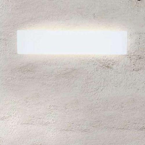 Kinkiet LAMPA ścienna ANTE BIANCO 30 Orlicki Design prostokątna OPRAWA metalowa LED 5W listwa biała, ANTE BIANCO 30