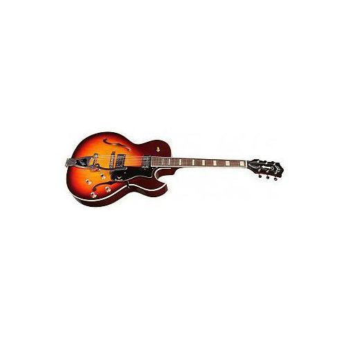 ce-100d capri, antique burst gitara elektryczna, marki Guild