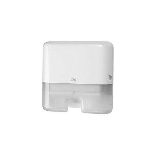 Pojemnik na ręczniki papierowe wielopanelowe Multifold Tork Elevation mini, 553100