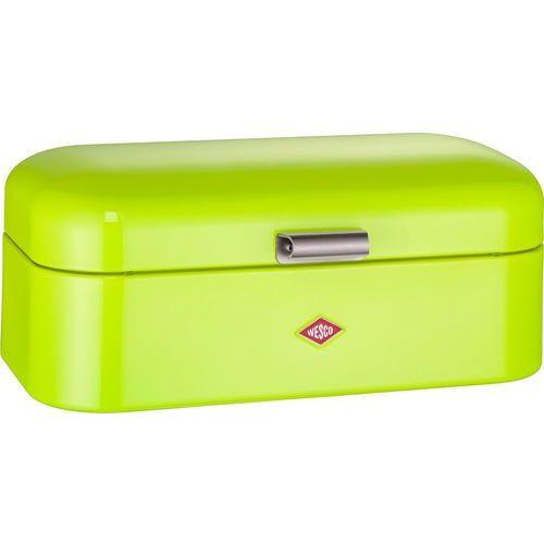 Pojemnik na pieczywo zielony Grand Wesco (W-235201-20)