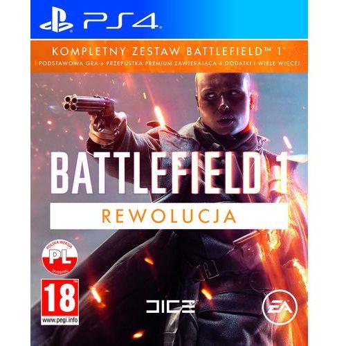 OKAZJA - Battlefield 1 Rewolucja (PS4)