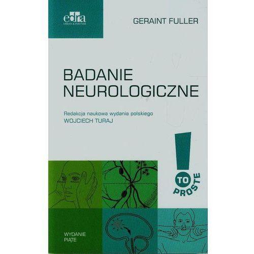 Badanie neurologiczne (200 str.)
