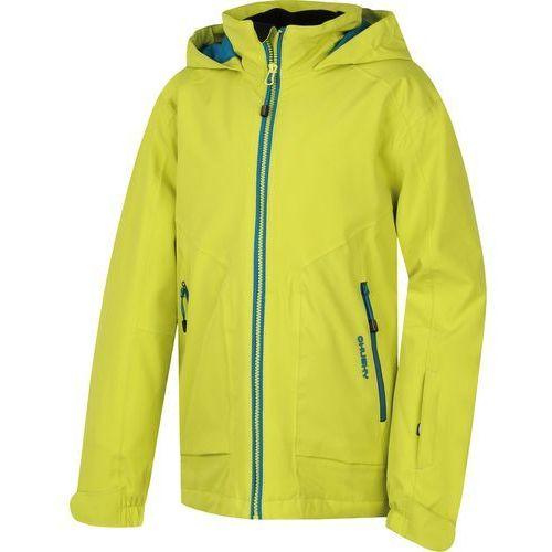 Husky kurtka narciarska Zengl Junior Sv. Green 164-170 (8592287101010)