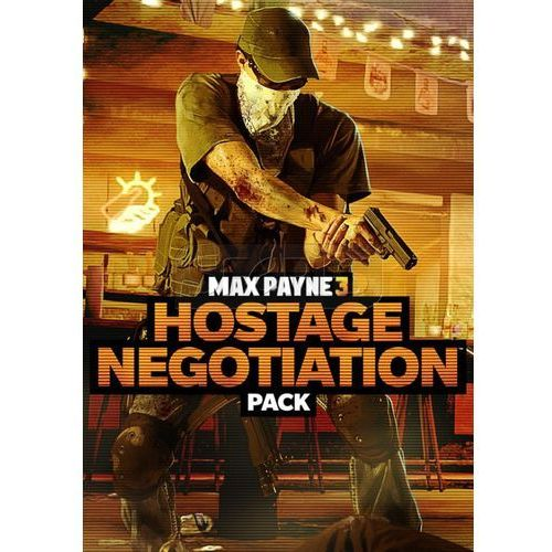 OKAZJA - Max Payne 3 Hostage Negotiation Pack (PC)