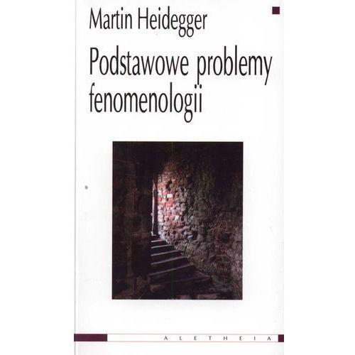 Podstawowe problemy fenomenologii, oprawa miękka