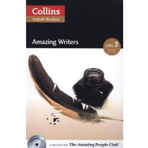 Amazing Writers + MP3 (2014)