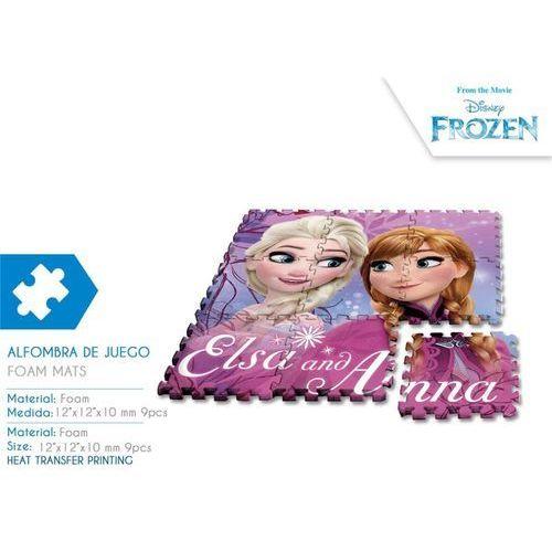 Puzzle piankowe frozen - kraina lodu marki Euroswan