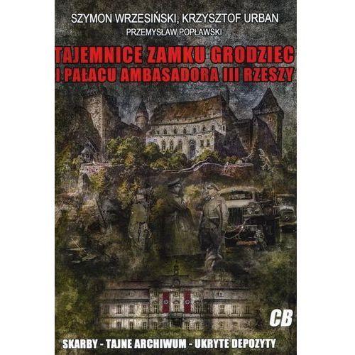 Tajemnice zamku Grodziec i pałacu ambasadora III Rzeszy, CB