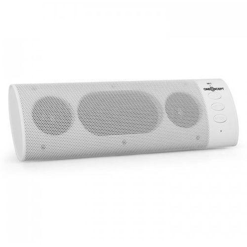 OneConcept JamBarBT120 2.1 głośnik Bluetooth AUX Akku biały (4260322374050)