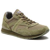 Sneakersy NAPAPIJRI - Rabari 17833011 Green Musk N751, w 7 rozmiarach