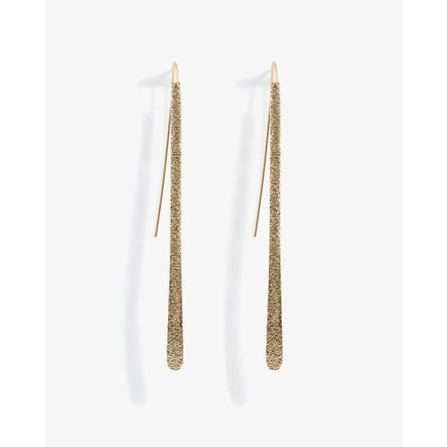 Phase Eight Lilly Sand Blast Pull Through Earring