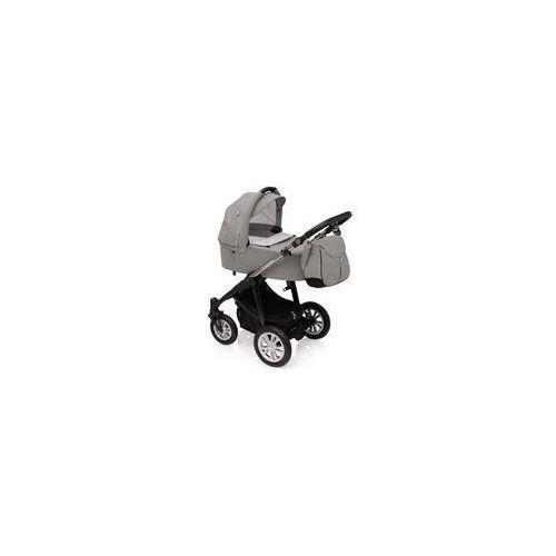 Wózek wielofunkcyjny lupo comfort  (satin edycja limitowana) marki Baby design