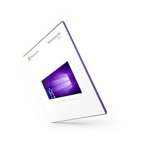 Windows 10 Professional, naklejka z kluczem (CoA) 32/64 bit z kategorii Systemy operacyjne