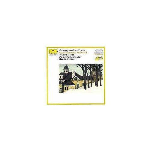 Deutsche grammophon Piano concerto: no. 20 kv 466 / no. 21 kv 467
