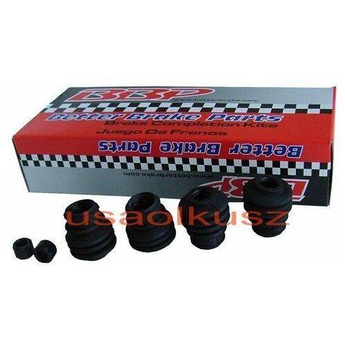 Zestaw naprawczy prowadnic przedniego zacisku jeep compass 2007-2011 marki Betterbrakeparts