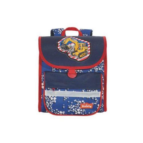 SCOUT Scouty Mini Plecak - Budowa