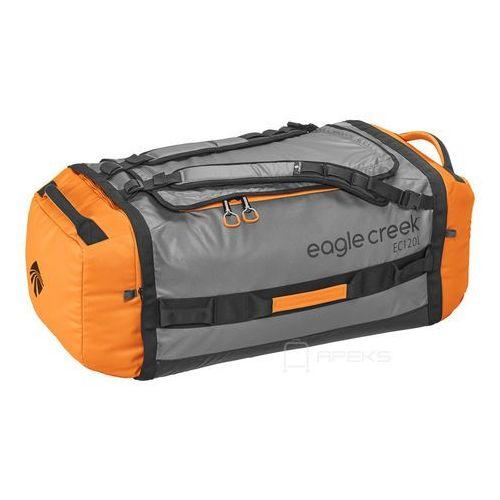 Eagle Creek Cargo Hauler Duffel 120L torba podróżna składana 80 cm / plecak / Orange / Grey - Orange / Grey