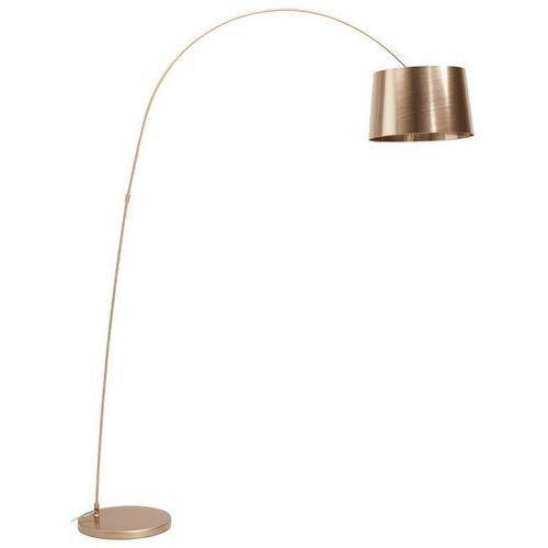Kokoon Design - Lampa podłogowa Pillar - miedziana, kolor miedziany