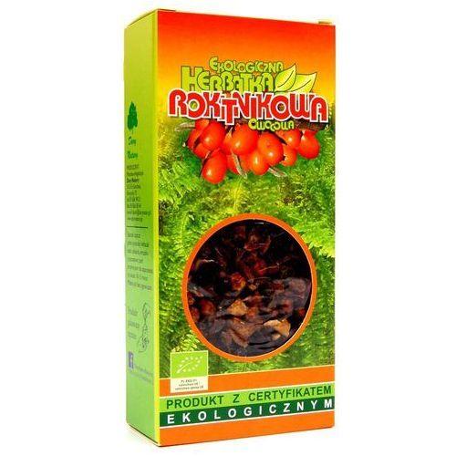 Herbatka rokitnikowa ekologiczna - na wzmocnienie organizmu - eko - - 100g marki Dary natury