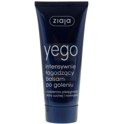 Ziaja Yego Balsam po goleniu dla mężczyzn intensywnie łagodzący 75 ml