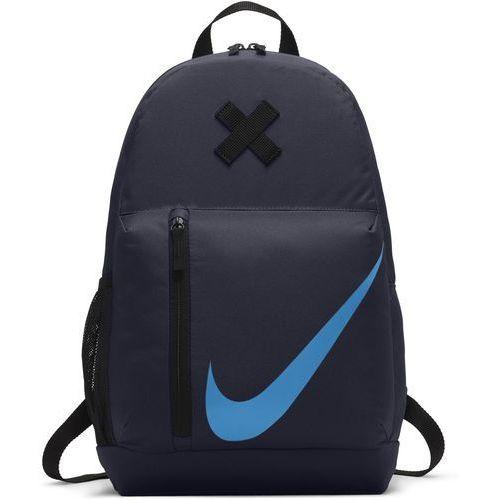 Nike plecak Elemental Backpack Obsidian Black Equator Blue