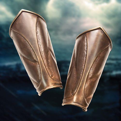 Spartańskie karwasze ochrona przedramion z filmu 300 (ws881028) marki Płatnerze